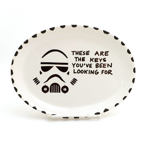Star Wars - Storm Trooper Key Plate