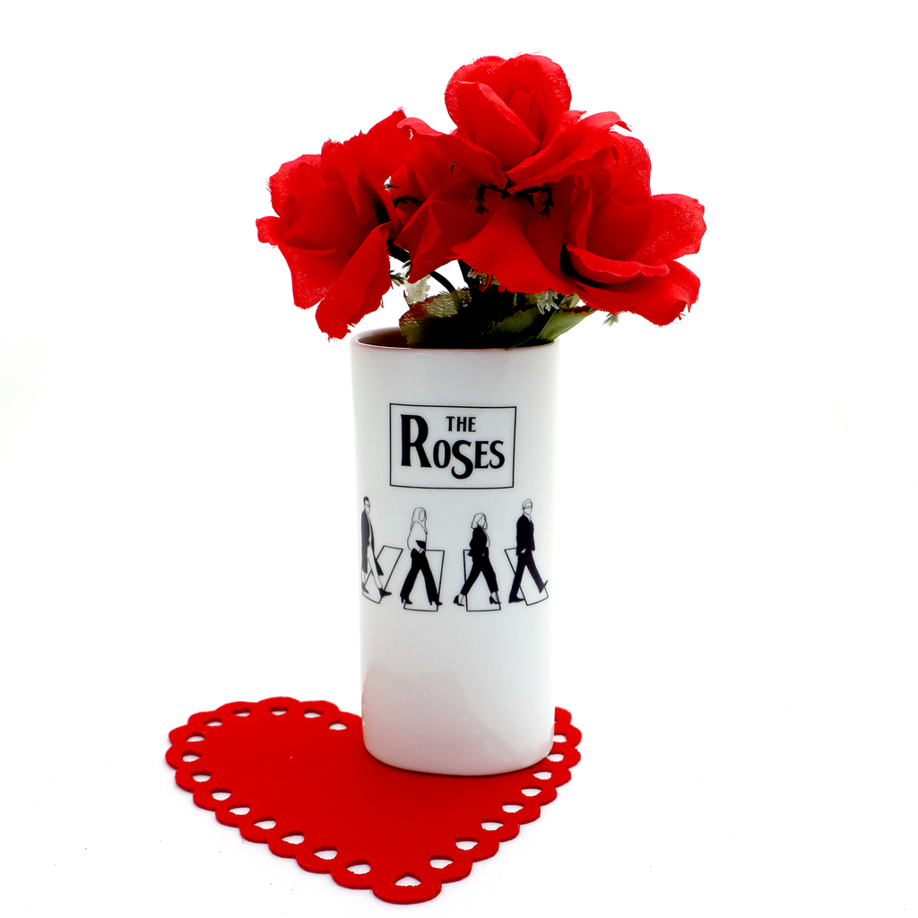 The Roses, Schitt's Creek Bud Vase