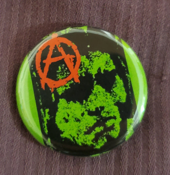 "Discharge - 1.25"" Button"