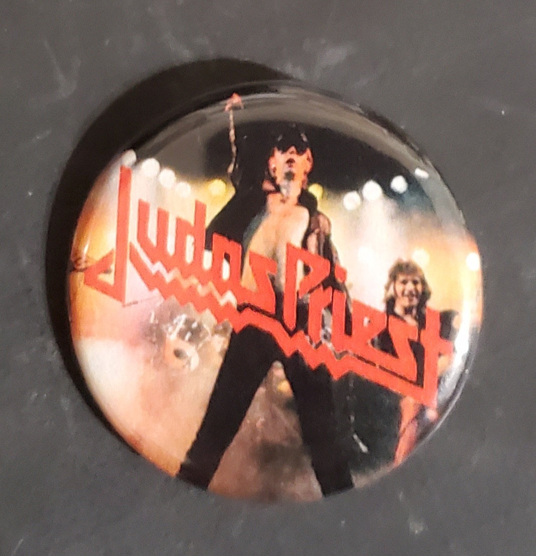 "Judas Priest - 1.25"" Button"