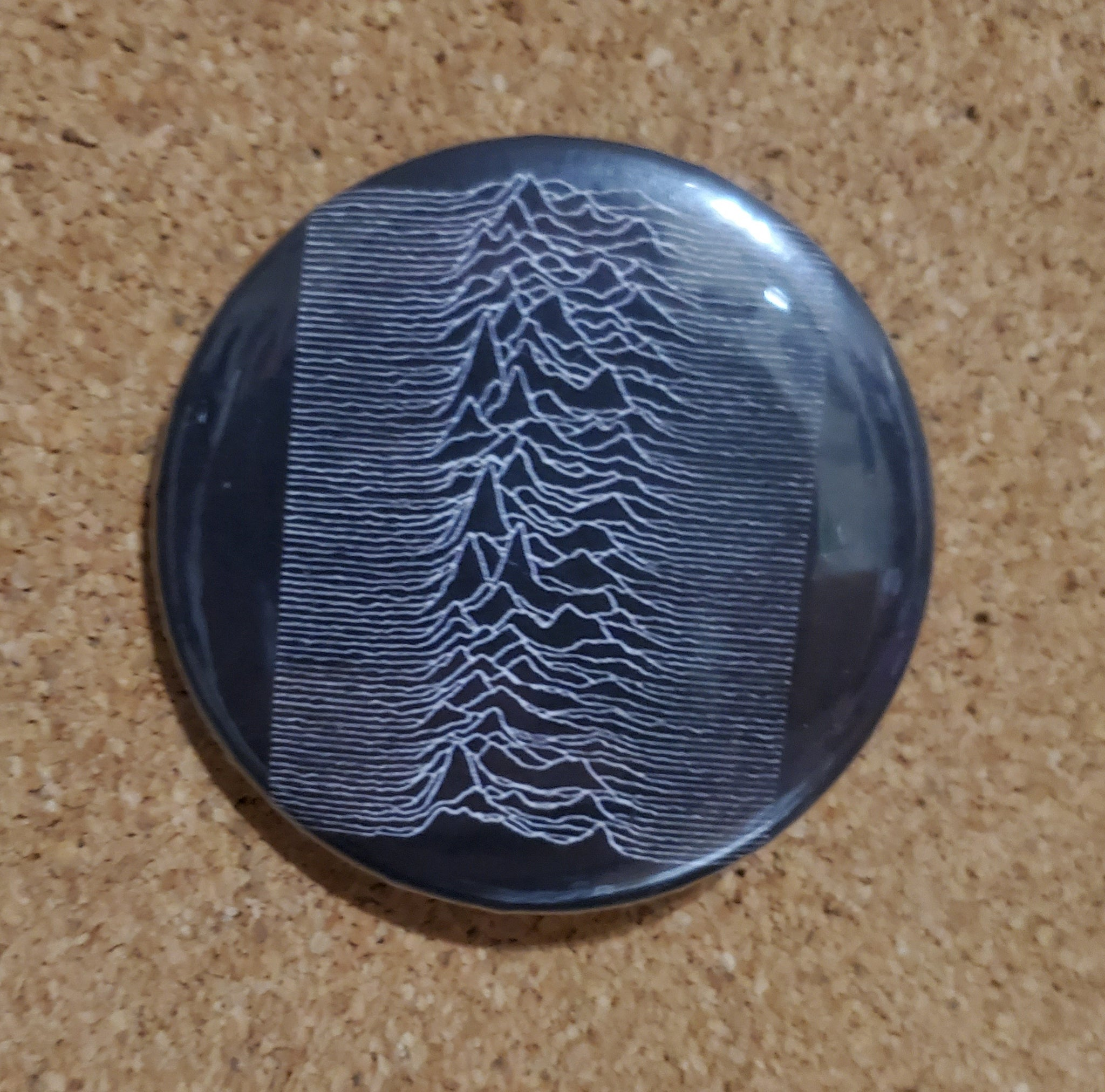 "Joy Division - 2.25"" Button"