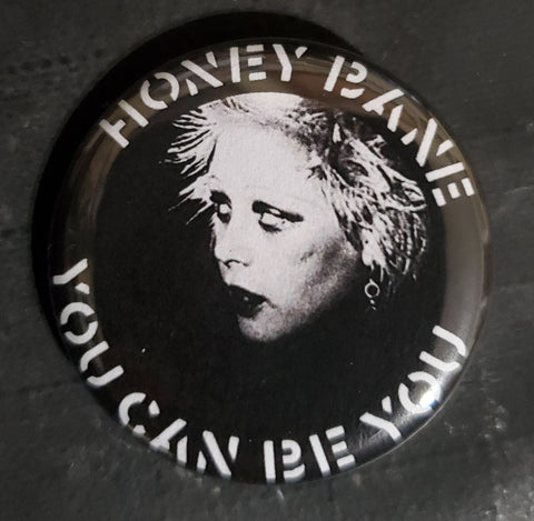 "Honey Bane - 1.25"" Button"