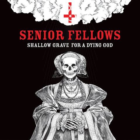 "Senior Fellows ""Shallow Grave For A Dying God"" LP"