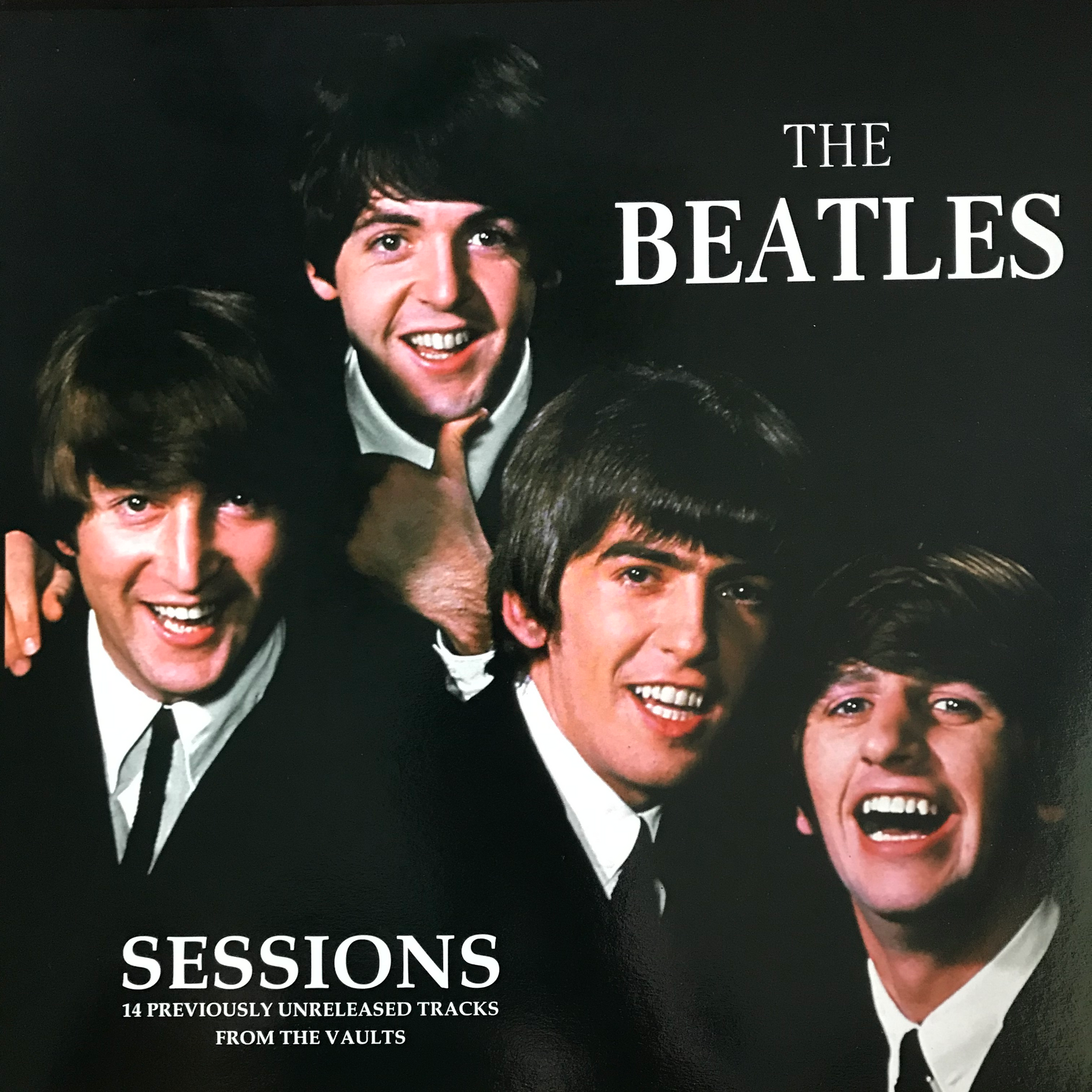 "Beatles, The ""Sessions"" LP"
