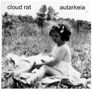 "Cloud Rat / Autarkeia - split 7"" - Dead Tank Records"