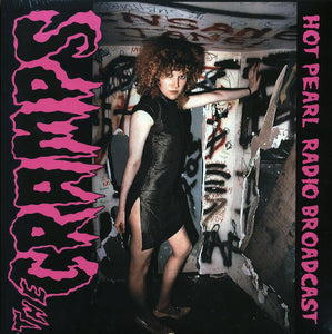 "Cramps, The ""Hot Pearl Radio Broadcast: TV Broadcast Live Volkhaus, Zurich April 21st, 1986"" LP"