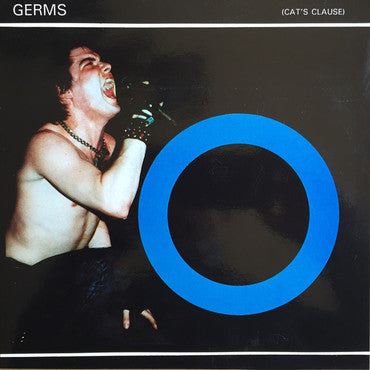 "Germs ""Cat's Clause"" LP"
