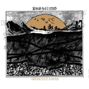 "Ghostlimb ""Difficult Loves"" LP - Dead Tank Records"