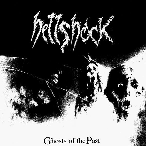"Hellshock ""Ghosts From The Past"" LP"