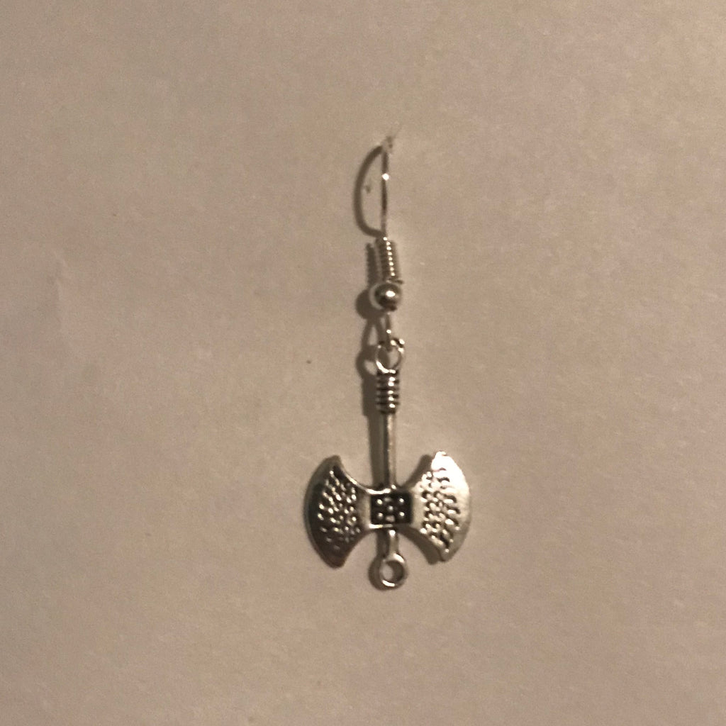 Battle Axe - Earring