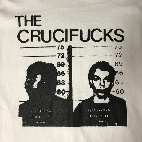 Crucifucks, The - (Short and Long Sleeve) Tote / Shirt