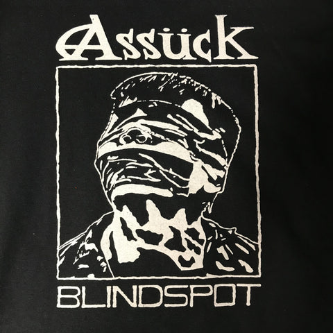 "Assuck ""Blindspot"" - Back-patch / Shirt"