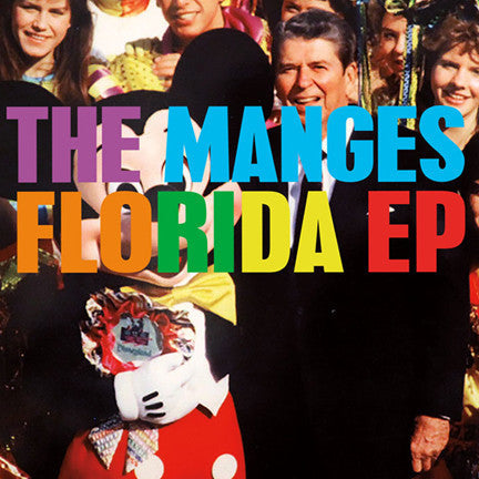 "Manges, The ""Florida EP"" 12"""