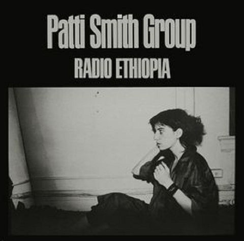 "Patti Smith ""Radio Ethiopia"" (color vinyl) LP"