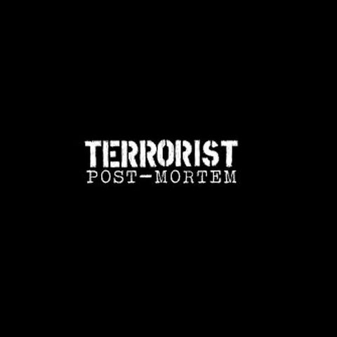 "Terrorist ""Post-Mortem"" CD"