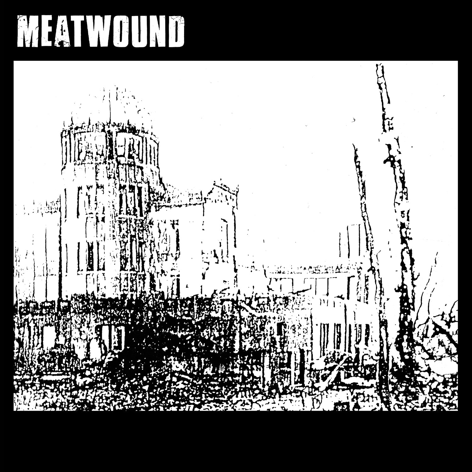 "Meatwound ""Trash Apparatus"" 7"""