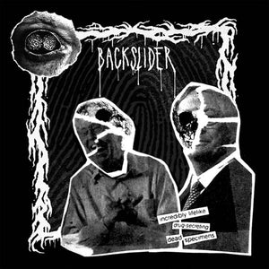 "Backslider ""Bacterial Eye"" TAPE"