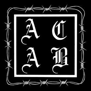 ACAB - (Short and Long Sleeve) Shirt