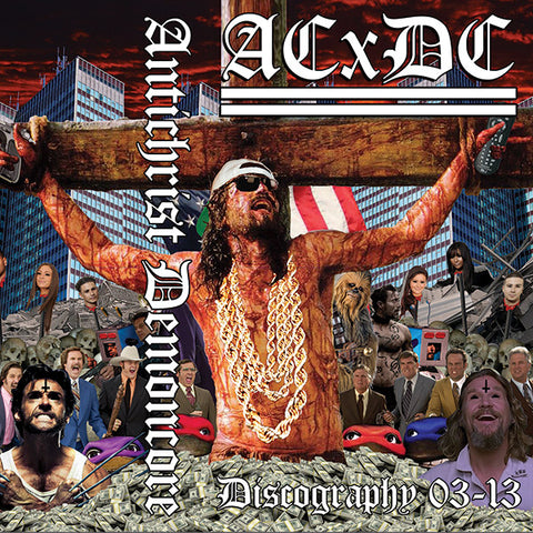 ACxDC - Discography - Double TAPE