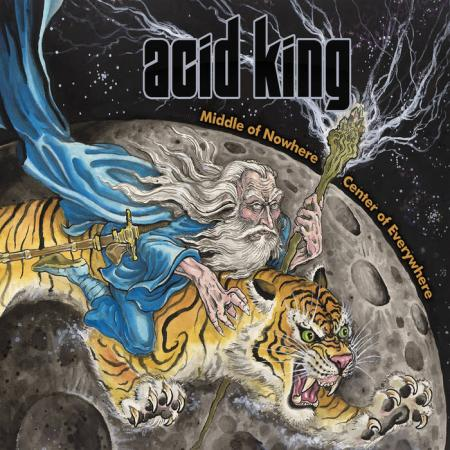 "Acid King ""Middle Of Nowhere, Center Of Everywhere"" (color vinyl) 2xLP"