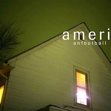 "American Football ""s/t - LP2"" LP - Dead Tank Records"