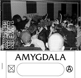 "Amygdala ""Live in Bremen"" Tape - Dead Tank Records"