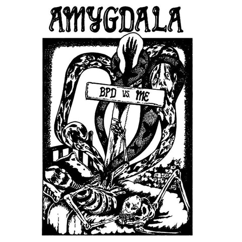 "Amygdala ""BPD vs ME"" - (Short and Long Sleeve) Shirt"