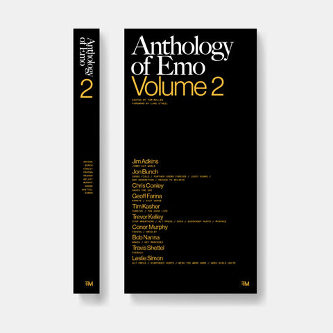 "Anthology of Emo ""Vol. 2"" Book"
