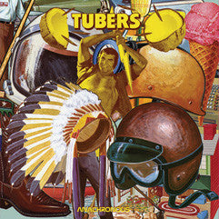 "Tubers ""Anachronous"" LP - Dead Tank Records"
