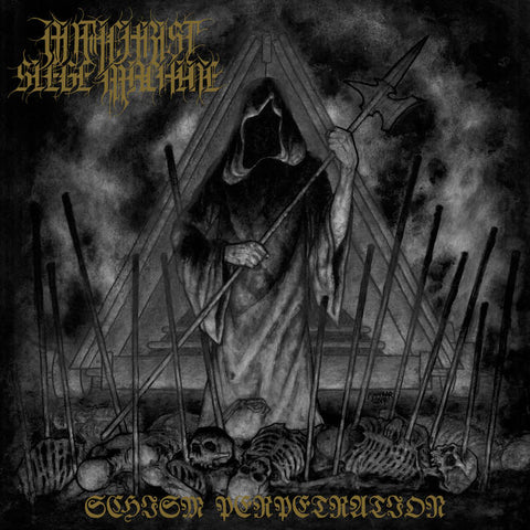 "Antichrist Siege Machine ""Schism Perpetration"" LP"