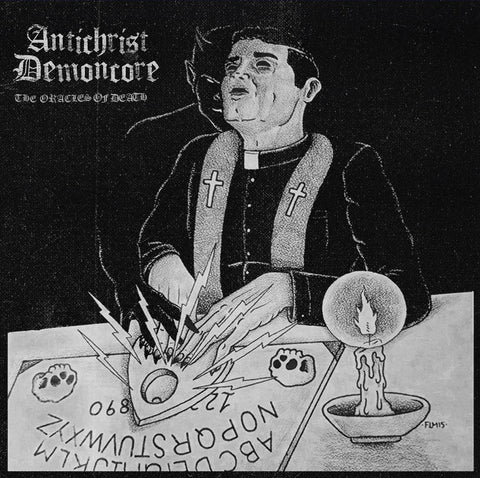 "Antichrist Demoncore ""The Oracles of Death"" TAPE"