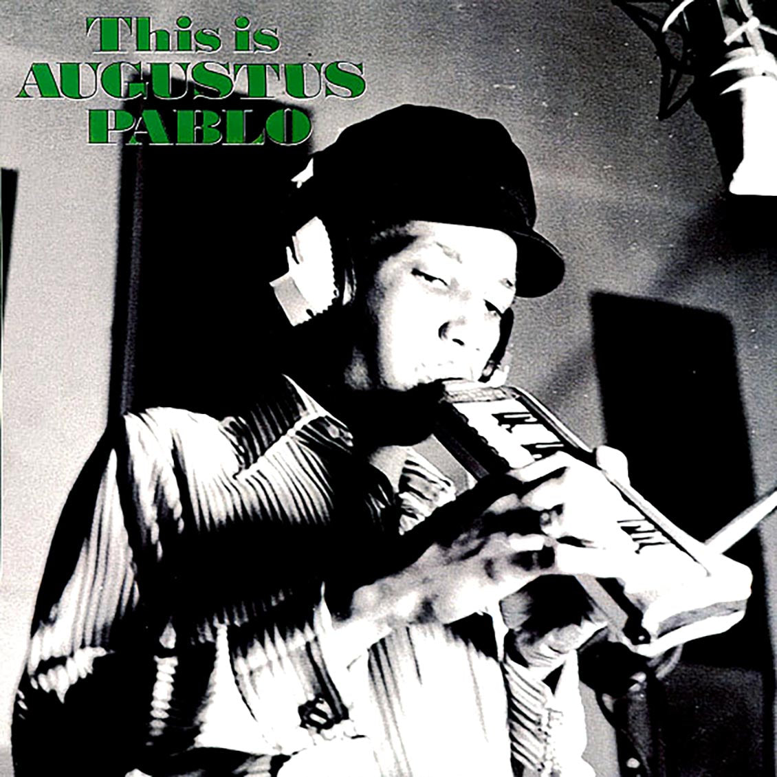 "Pablo, Augustus ""This is Augustus Pablo"" LP"