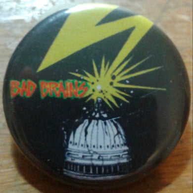 "Bad Brains - 1.25"" Button"