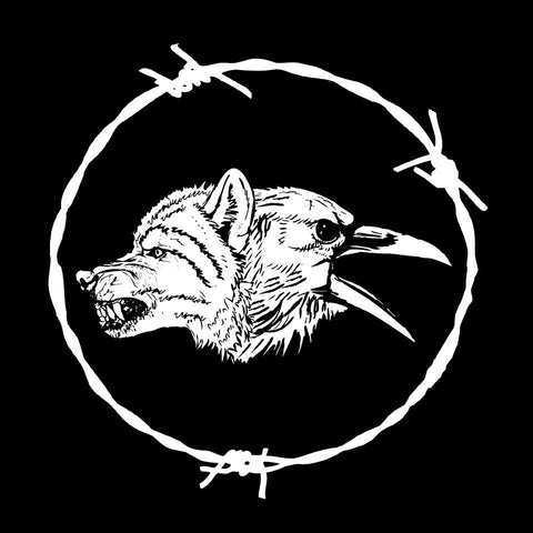 "Barghest ""Born of Tooth and Talon"" 7"" - Dead Tank Records"