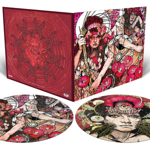 "Baroness ""Red"" PIC DISC 2xLP"