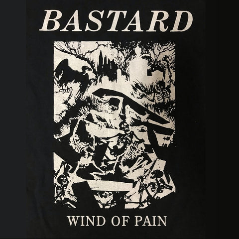 "Bastard ""Wind of Pain"" - Shirt"