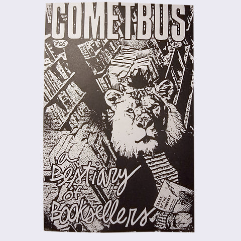 "Cometbus #56 ""A Bestiary of Booksellers"" Zine"