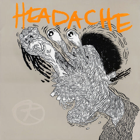 "Big Black ""Headache"" LP"