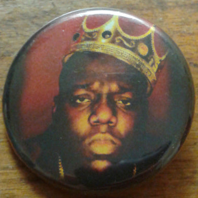 "Biggie Smalls - 1.25"" Button"
