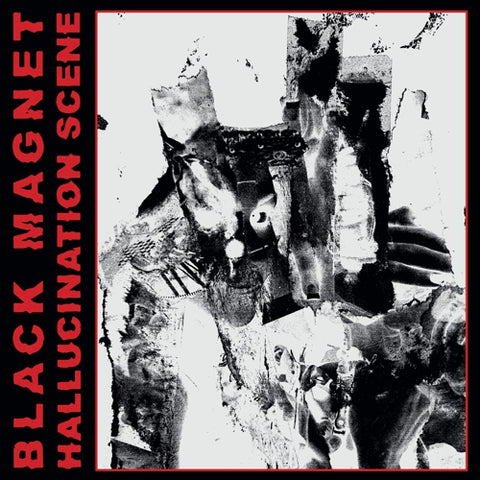 "Black Magnet (colored vinyl) ""Hallucination Scene"" LP"