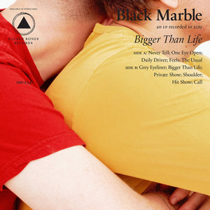 "Black Marble ""Bigger Than Life"" LP"