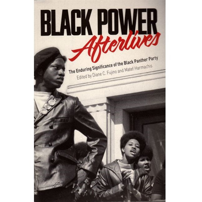 Black Power Afterlives - Book