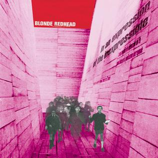 "Blonde Redhead ""In An Expression Of The Inexpressible"" LP"