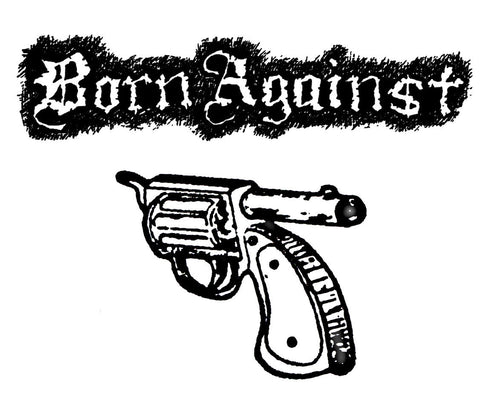 Born Against - Shirt