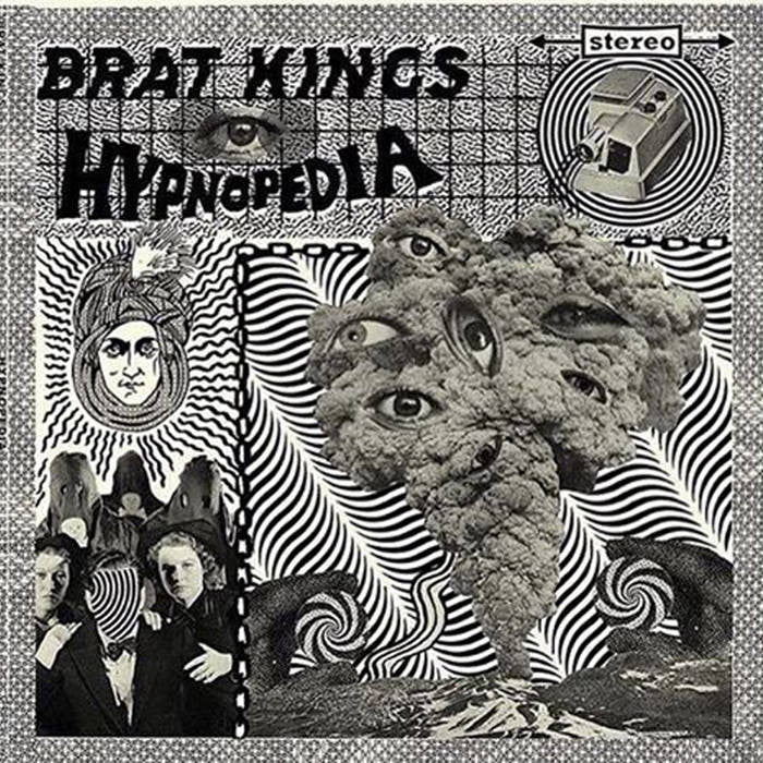 "Brat Kings ""Hypnopedia"" LP"