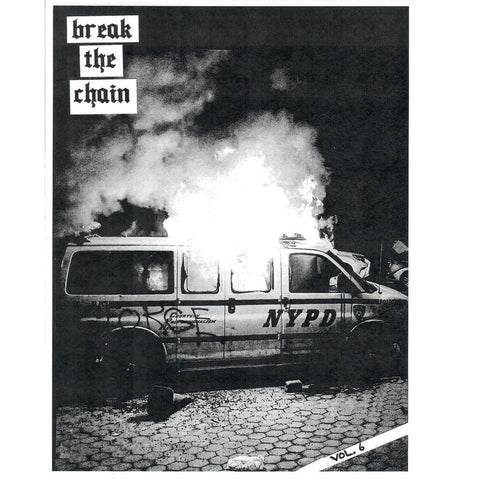 Break The Chain - Vol. 6 - Zine
