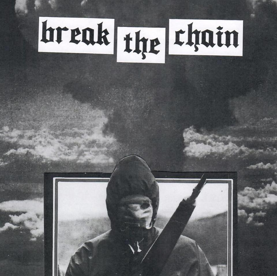 "Break the Chain ""Volume 4"" - Zine"