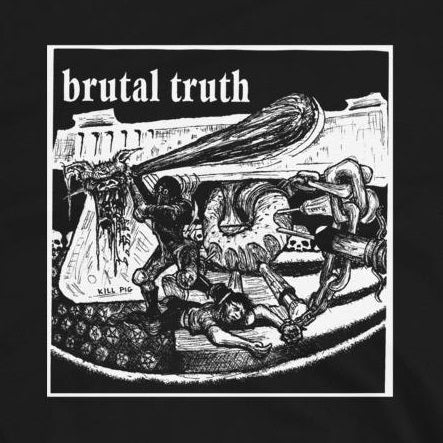 Brutal Truth - Shirt
