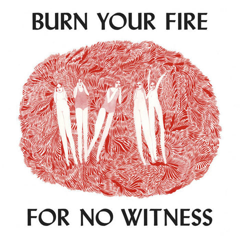 "Angel Olsen ""Burn Your Fire For No Witness"" LP"