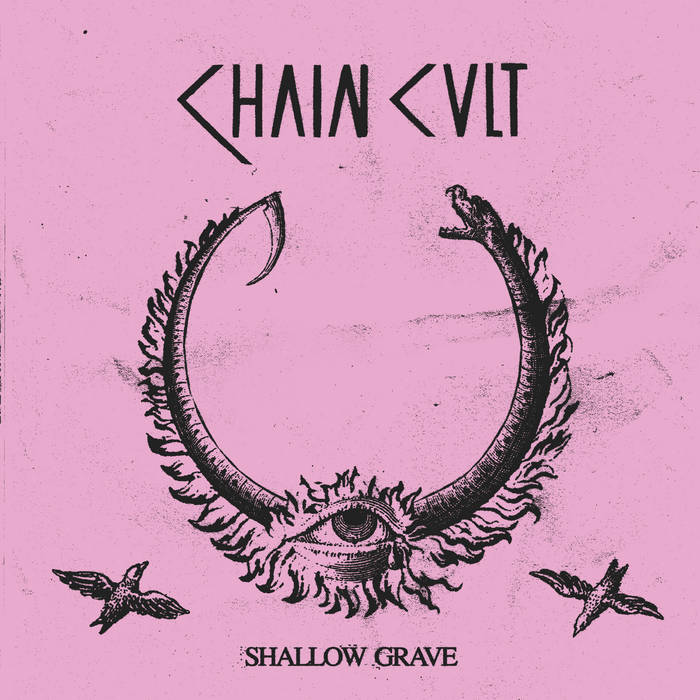 "Chain Cult ""Shallow Grave"" LP"